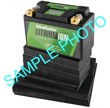 BikeMaster® Lithium-Ion 2.0 Batteries  w/ onboard cell management system   78085-X